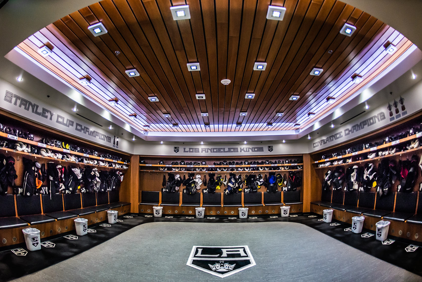 Kings-locker-room